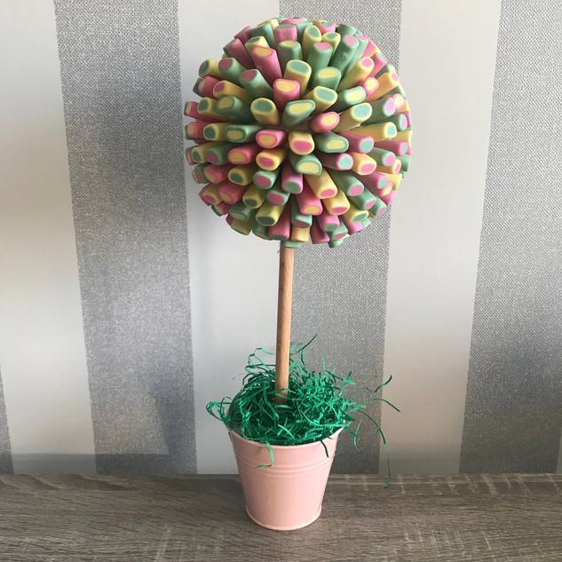 Rhubarb and Custard Sweet tree