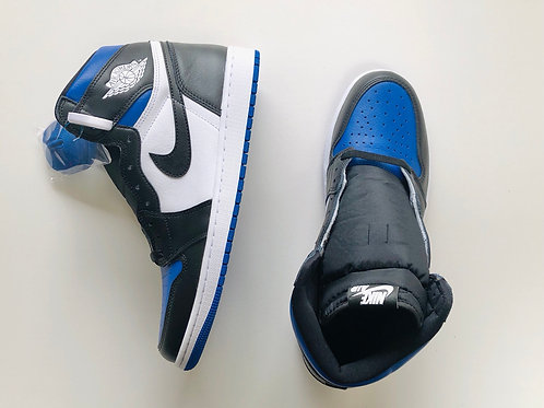 Jordan 1 High OG Game Royal/Blue toe