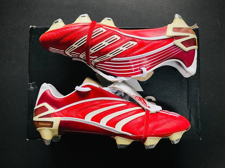 2007 Adidas Predator Absolute XTRX SG UK Size 9