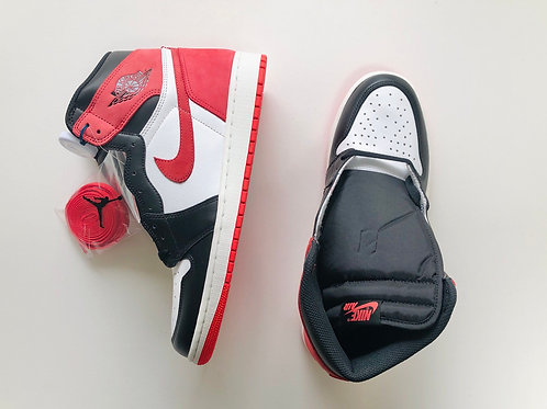 Jordan 1 Retro High Track Red