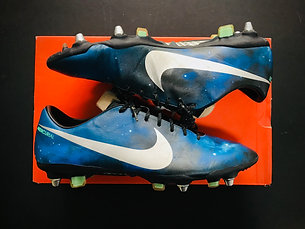 Nike Mercurial Vapor IX SG Pro CR7 GALAXY UK Size 8