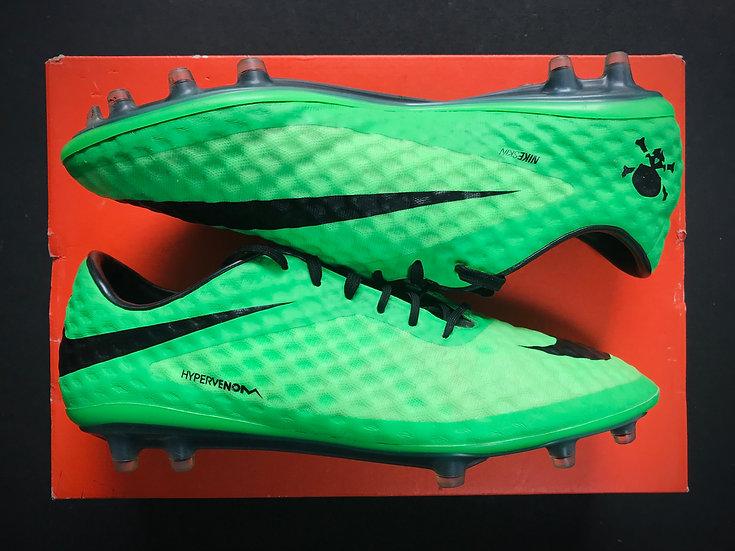 Nike Hypervenom Phantom I Neo Green FG UK8