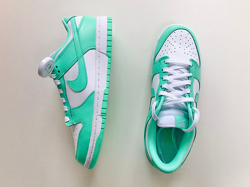Nike Dunk Low Green Glow Women's