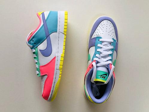 Nike Dunk Low SE Easter Pastel Multi