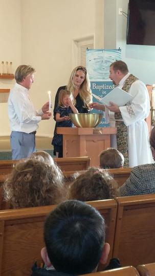 Baptismal Chapel