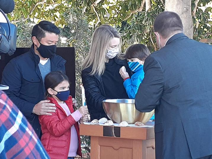 Baptismal Chapel 1/26/21