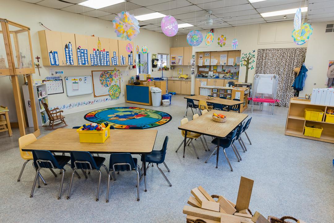 Pre-K Room