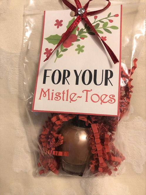 Mistletoes Nail Polish