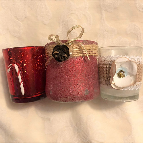 Votive Candles- Assorted
