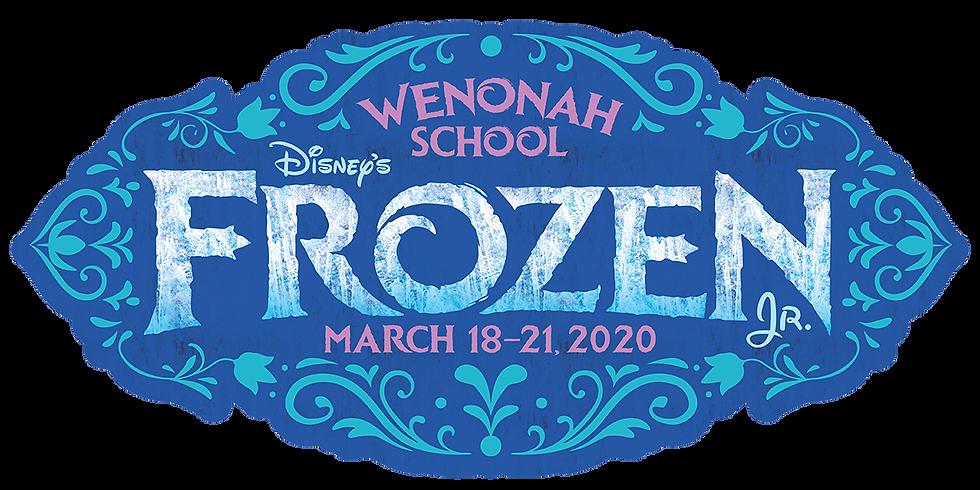 Wenonah School Frozen Jr.