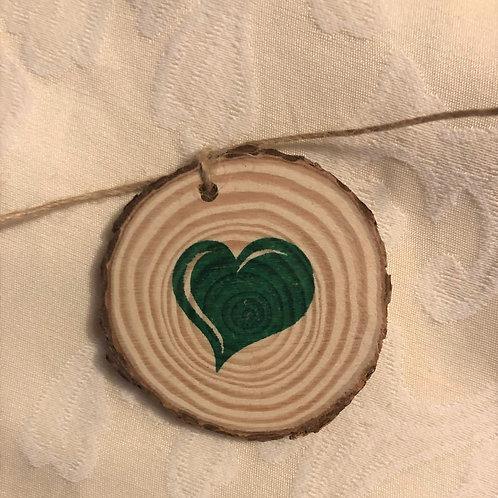 Ornament - Wood