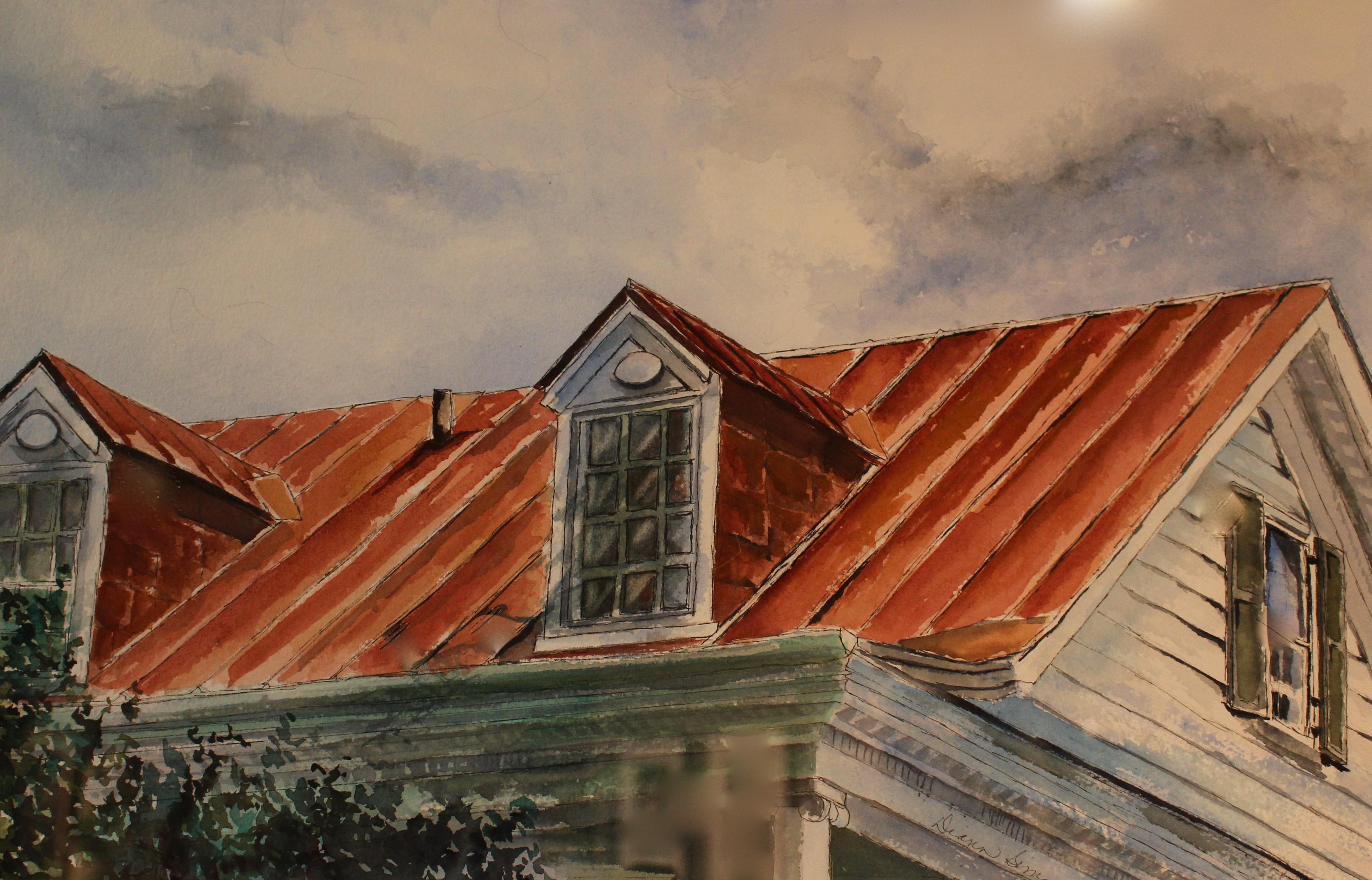 cinnamon roof