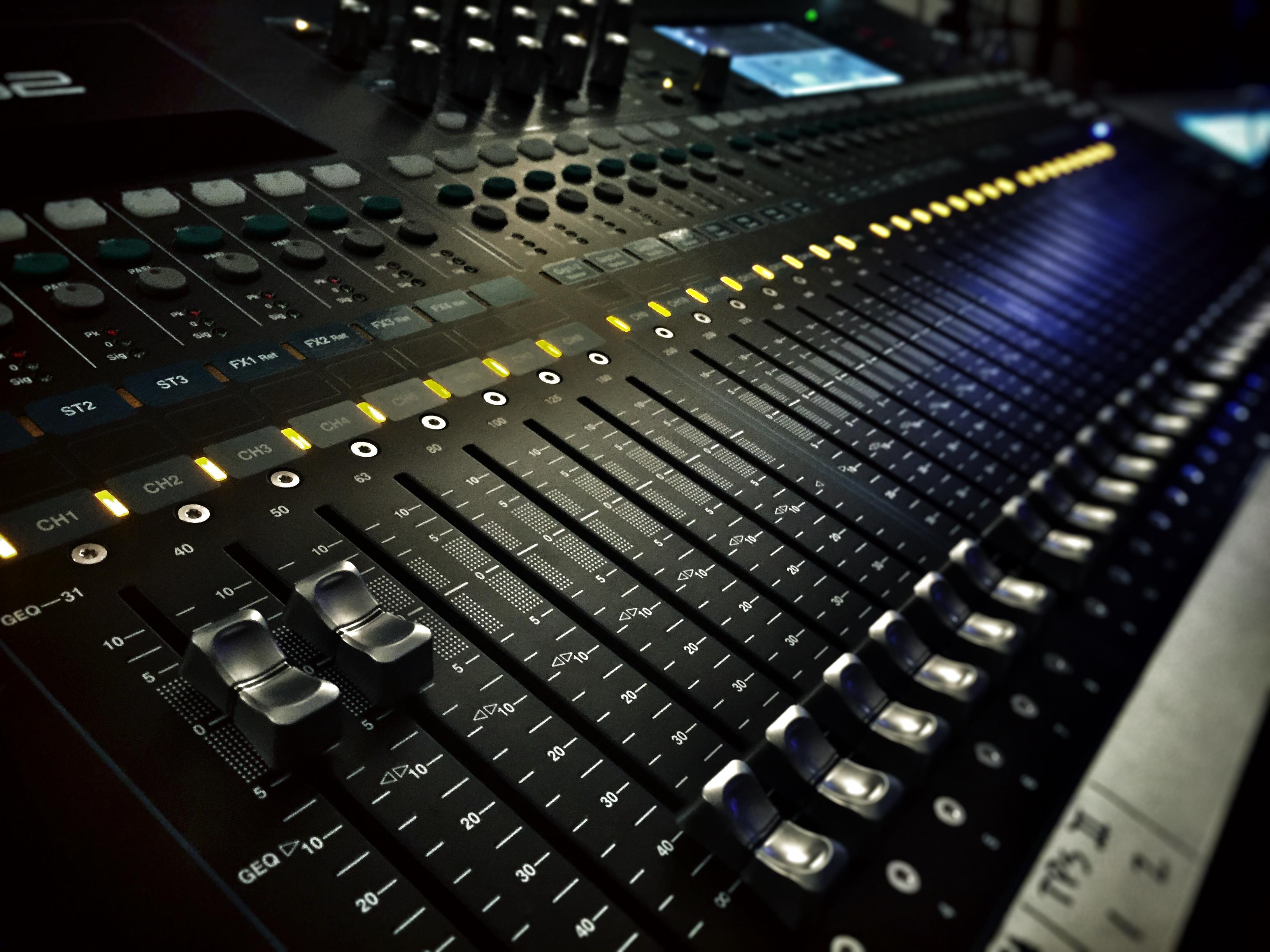 QU32 Mixer