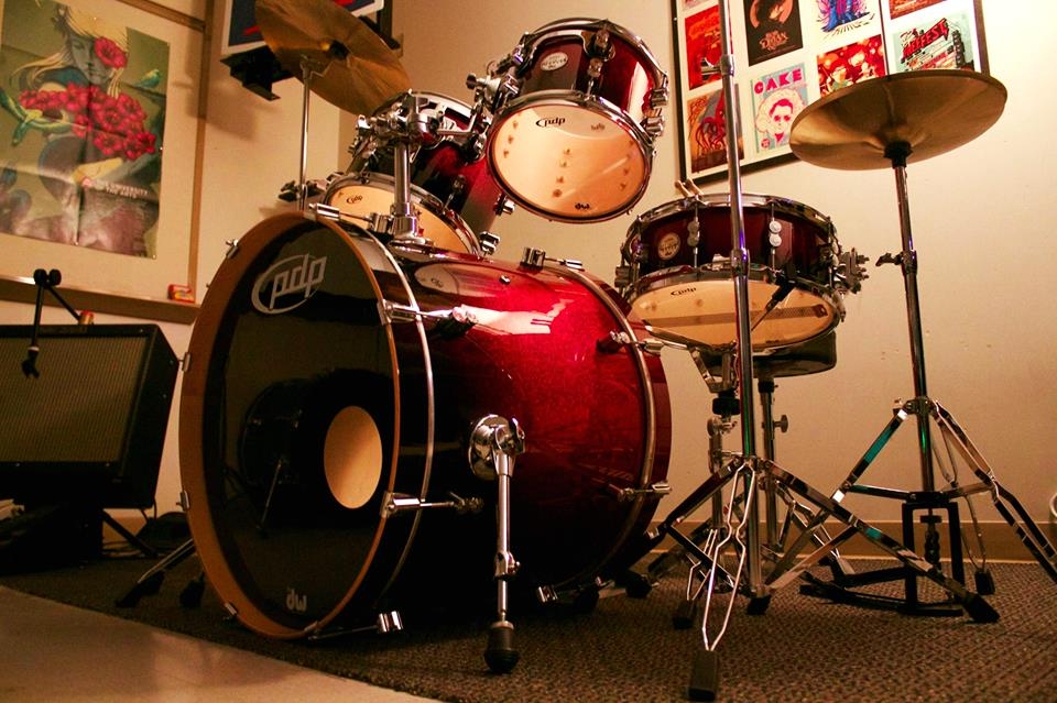 Studio Drum Set