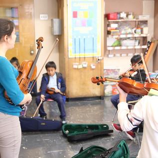 Bronx Arts Ensemble Teacher Spotlight