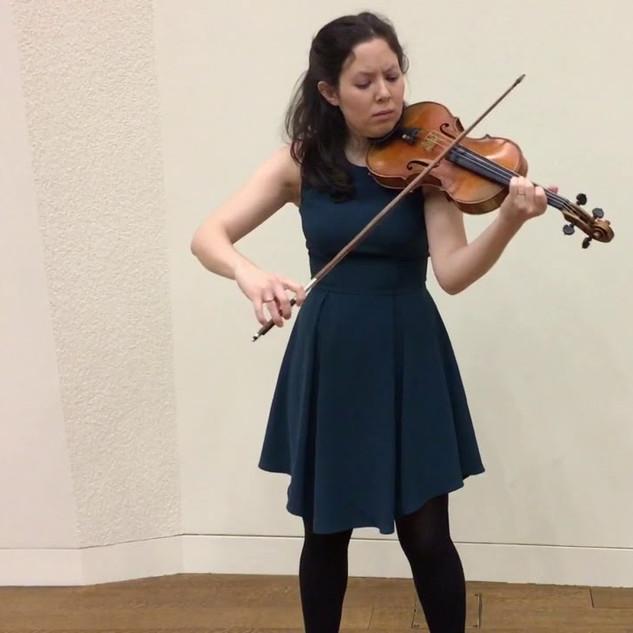 J.S. Bach: Sonata No. 2, Andante