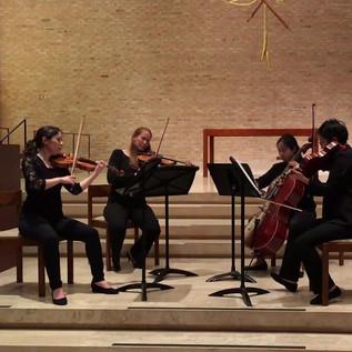 D. Shostakovich: Quartet No. 8, Allegro Molto