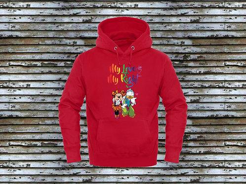 AC Minnie & Daisy LGBTQ+ Hoodie