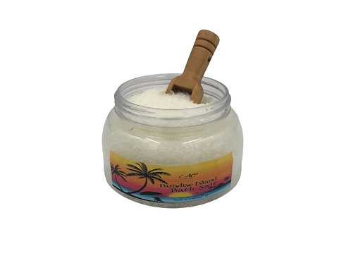 Paradise Island Bath Salt 7oz
