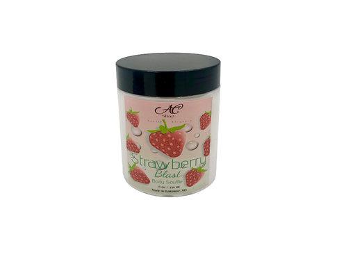 Strawberry Whipped Body Soufflé 8oz