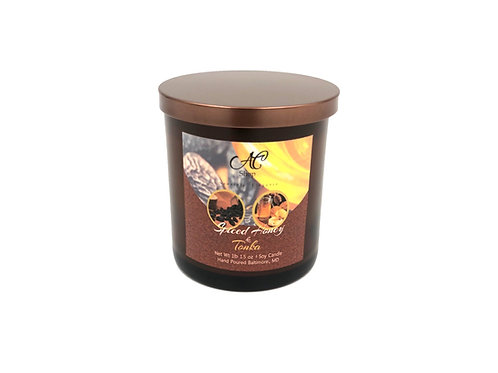 AC Spiced Honey & Tonka Candle - 11oz Vessel