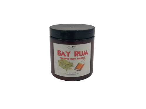 Bay Rum Whipped Body Soufflé 8oz