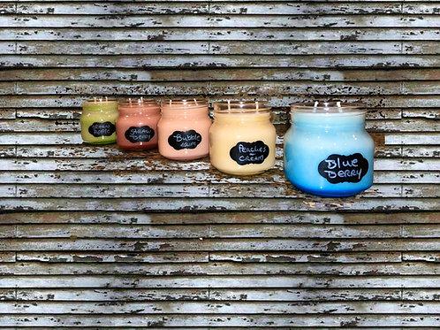 AC Luxury Scented Candles - 8oz Jar
