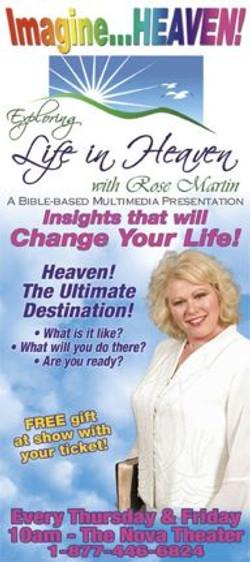 Exploring Life in Heaven