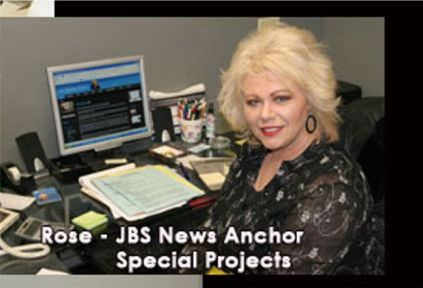 Rose Martin News Anchor JBS