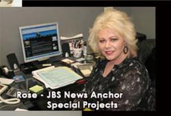 Rose Martin News Anchor JBS
