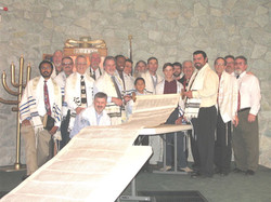The Tabernacle - Simchat Torah