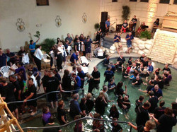 Immersion at House of David