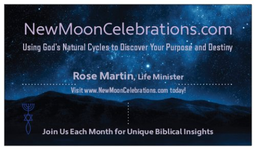 New Moon Celebrations