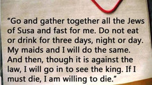 Call to Fast and Pray