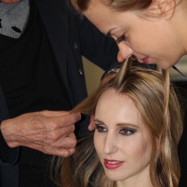 Make-up by Burçin