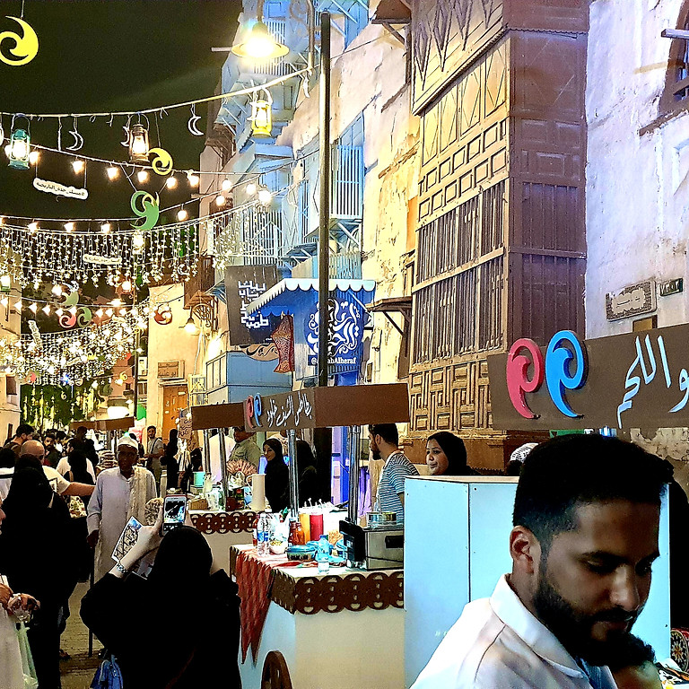 3 Hours Historic Jeddah Tour