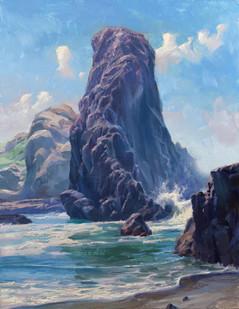 Seal Rock Pinacle