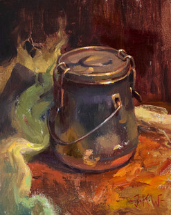Glory of the Solvent Jar
