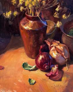 Onions in the Corner