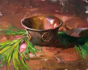 Cup with Cedar