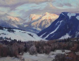 Wilson Alpenglow
