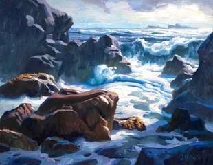 Sea Rock Shimmer