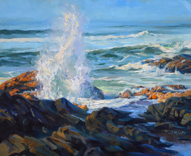 Plume of the Sea