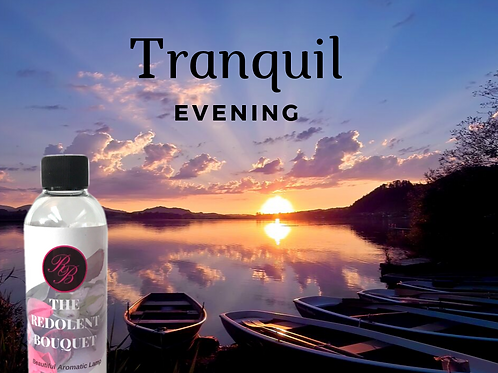 Tranquil Evening Lamp Fragrance 250mL