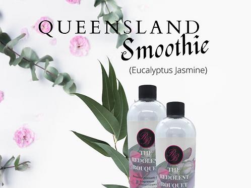 Queensland Smoothie: (Eucalyptus Jasmine) Lamp Fragrance 250 mL