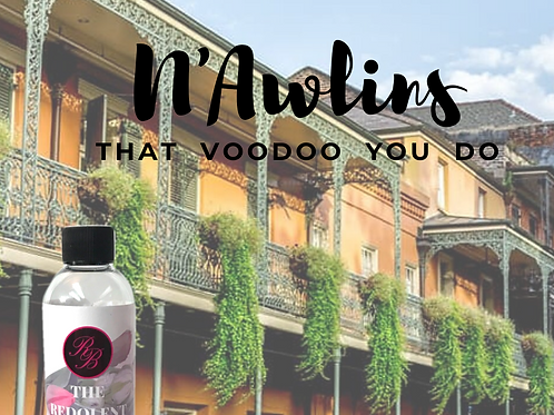 N'Awlins: That Voodoo you Do Lamp Fragrance 500 mL