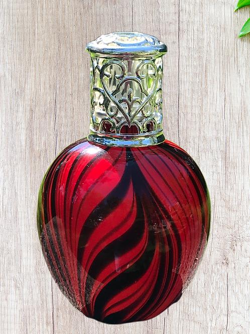 Red Zebra Aroma Lamp