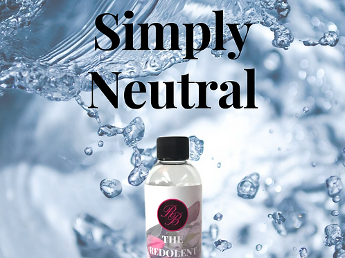 Simply Neutral Lamp Fuel (no fragrance)