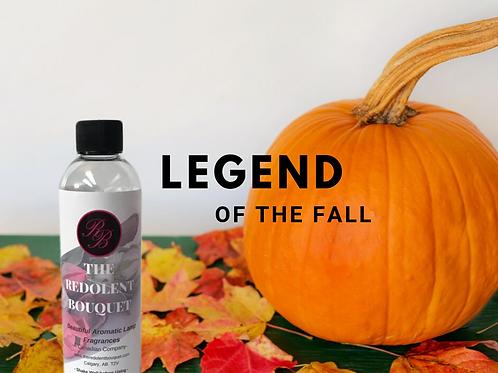 Legend Of The Fall Lamp Fragrance (aka Pumpkin Spice) 250mL