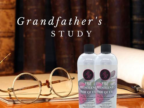 Grandfather's Study Lamp Fragrance 500mL